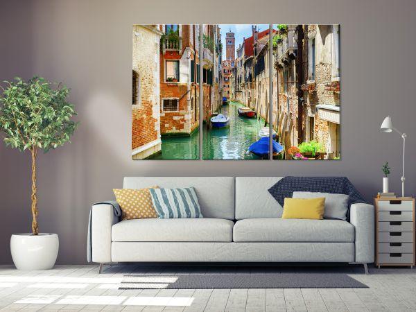 תמונת זכוכית של ונציה